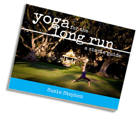 Simple Guide to Yoga and Running by Susie Stephen